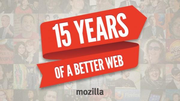 Илустрација на Mozilla