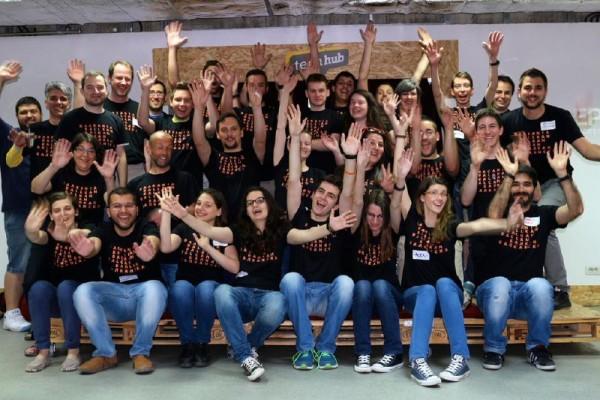 Учесниците на Mozilla Balkans 2015